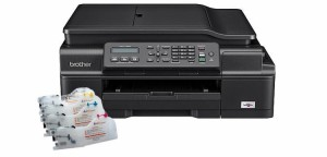 Printer Brother Yang Cocok Bagi Kebutuhan Pekerjaan
