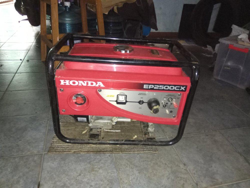 Tips Membeli Generator Bekas